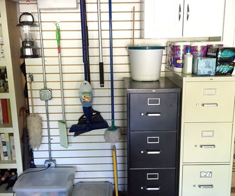 After Custom Garage Organization Solutions