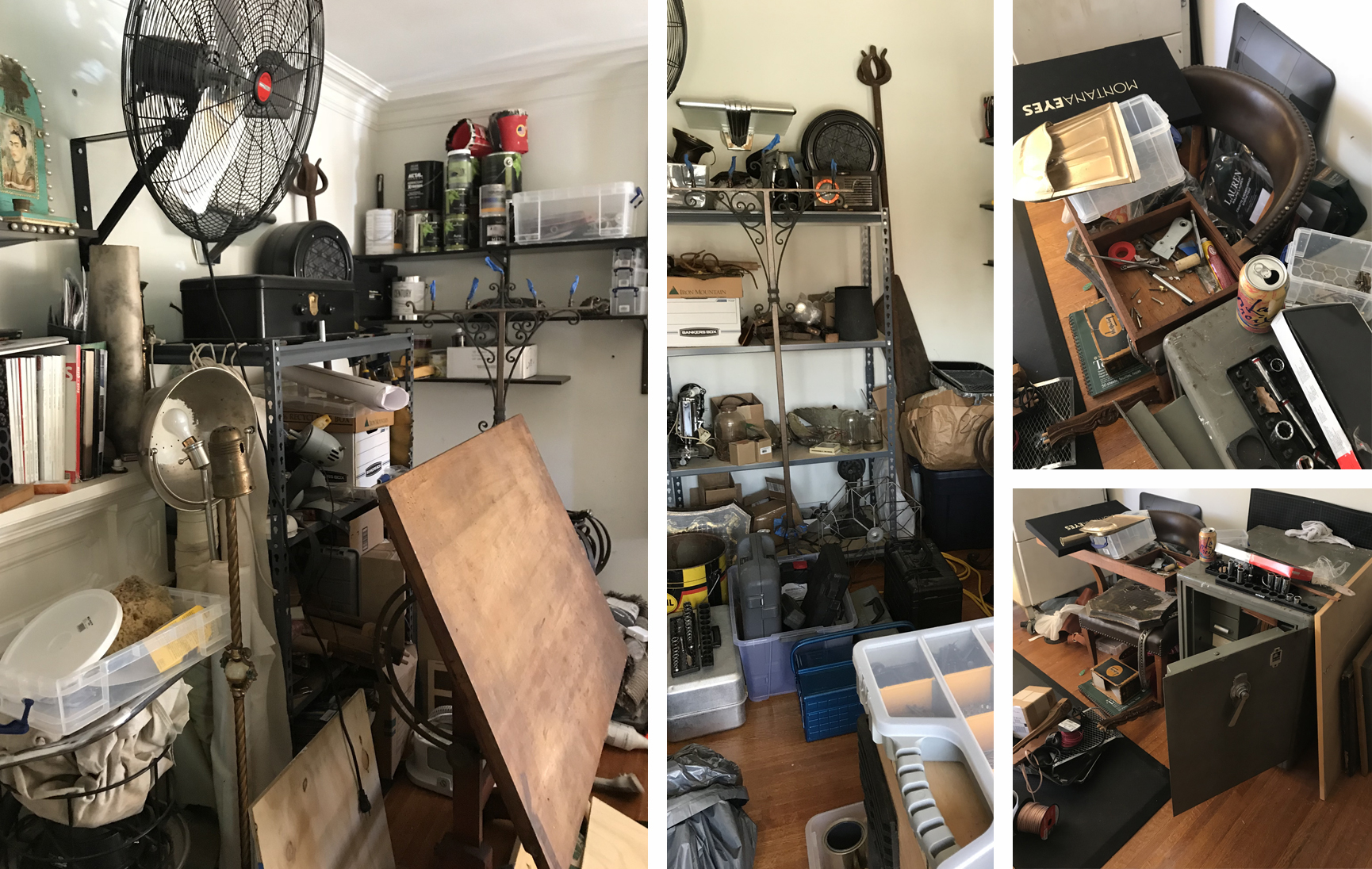 Craftsman's Workspace